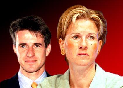 Mitglieder der Quandt-Familie: Stefan Quandt und Susanne Klatten