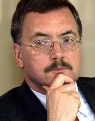Wurde ebenfalls als Welteke-Nachfolger gehandelt: Vize-Bundesbankpräsident Jürgen Stark