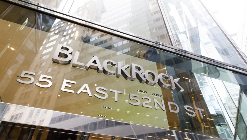 Blackrock-Zentrale in New York: Der weltgrößte Vermögensverwalter ist jetzt knapp 8,7 Billionen Dollar schwer