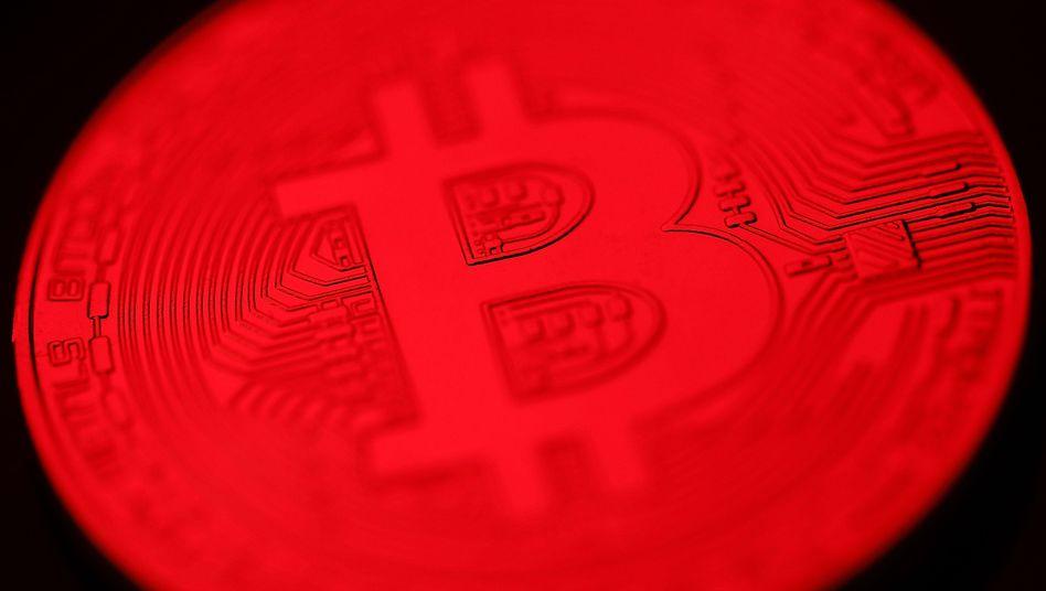 Läuft wieder heiß: Die Kryptowährung Bitcoin