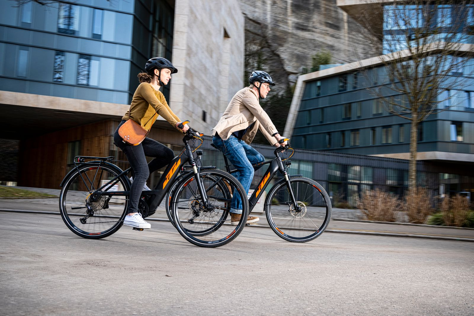 KTM / Fahrrad / City / Jobrad / ebike