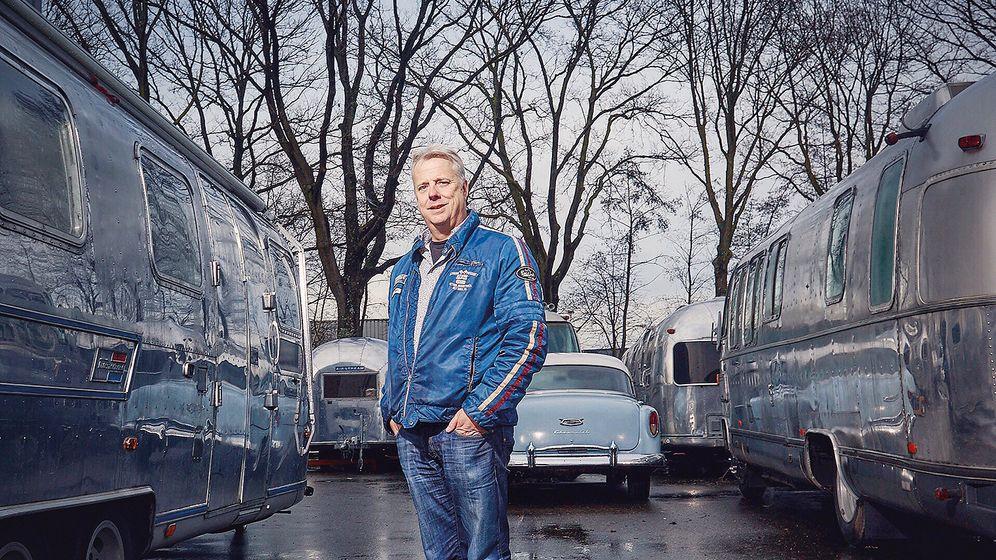 Retro-Wohnwagen von Funtear: Schöner campen