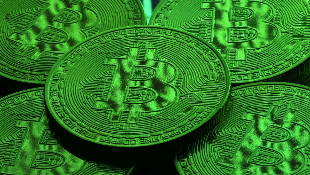 Bitcoin so teuer wie seit 2018 nicht - aber nur kurz - manager magazin - Finanzen