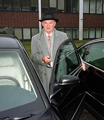 Ferdinand Piëch: Seit Jahresbeginn 1993 VW-Vorstandsvorsitzender, Mitte April wechselte er an die Spitze des Aufsichtsrats