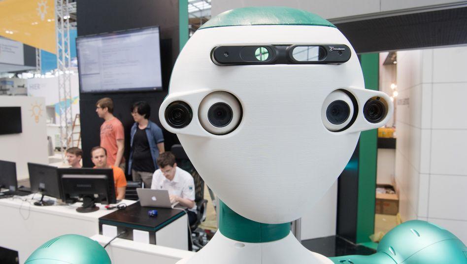 Digitale Zukunft: Die Cebit soll wieder verstärkt ein jüngeres Publikum ansprechen
