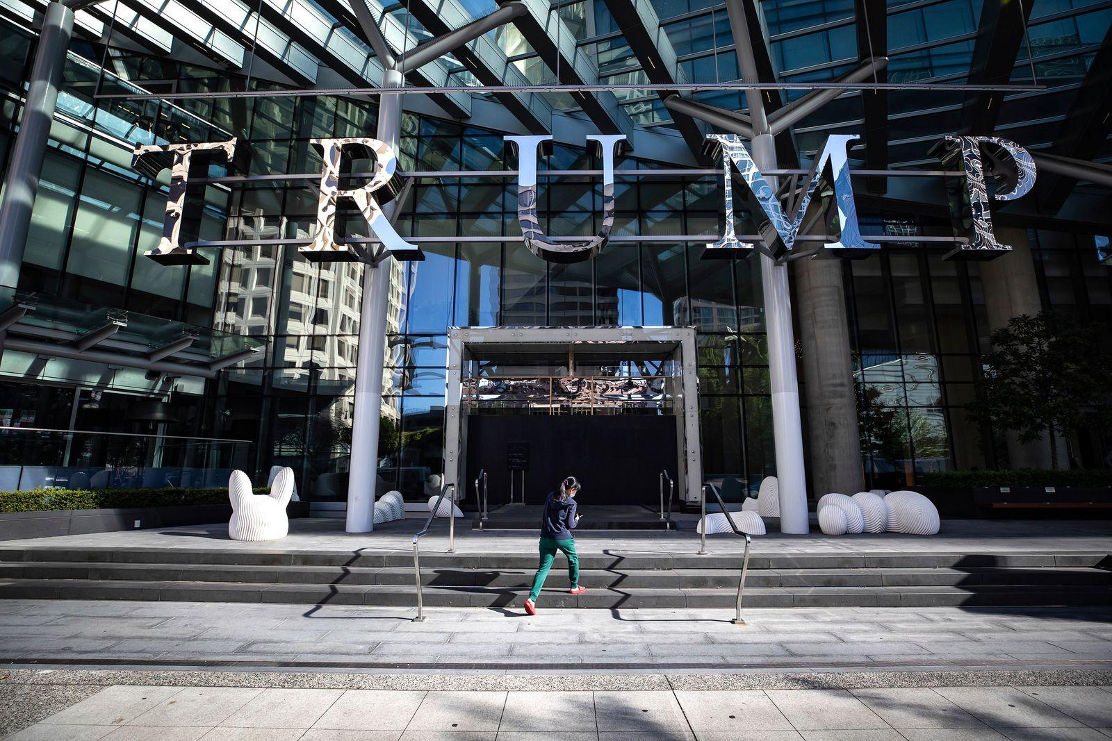 Trump-Hotel in Vancouver