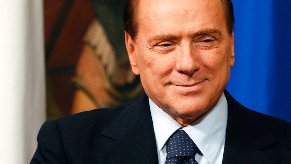 Berlusconi was sentenced to prison for tax fraud
