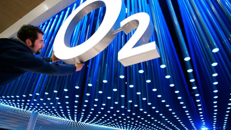 Branchenzweiter in Großbritannien: O2
