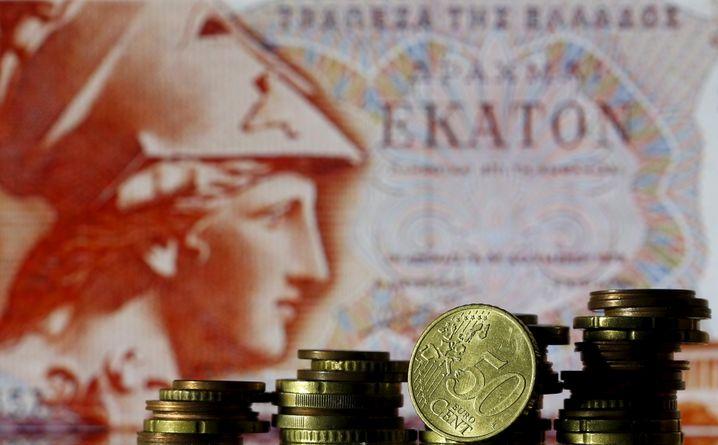 """Euro oder Drachme: Letztere """"ist kein Thema"""", verkündet ein Syriza-Sprecher. Um den Euro zu behalten, muss Athen jedoch rasch eine tragfähige Reformliste vorlegen"""