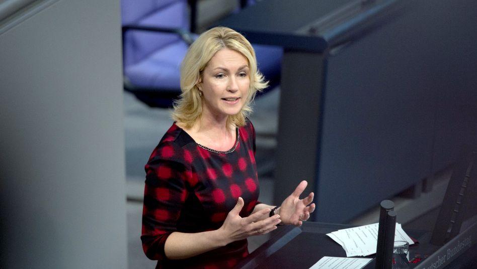 """Bundesfamilienministerin Manuela Schwesig (SPD): Wir machen in Deutschland einen historischen Schritt"""""""