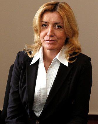 Signe Kalnina leitet das Deutschland-Geschäft der lettischen Parex Bank