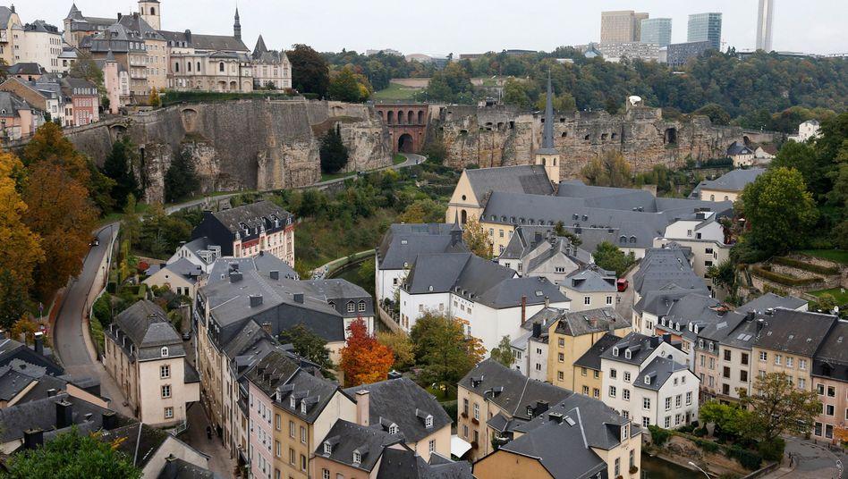 Steuerparadies Luxemburg: Top-Deals für große Konzerne