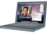 Subnotebook: Wie in dieser Montage könnte das neue, leichte Macbook aussehen