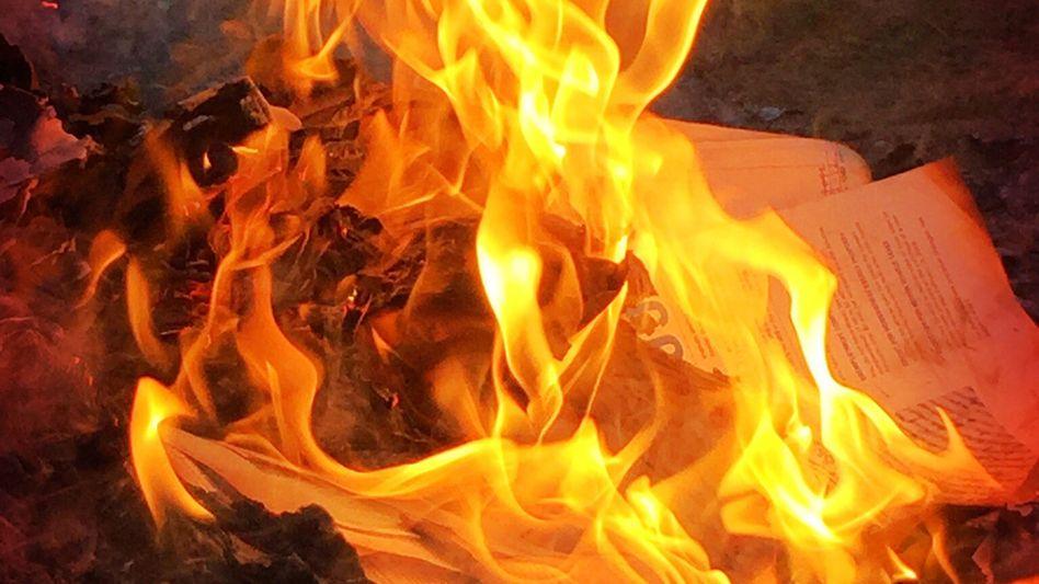 """So genannte """"Brandbriefe"""" von Vorständen an die Führungskräfte dienen auch dazu, eigenes Versagen zu verschleiern, sagen Experten"""