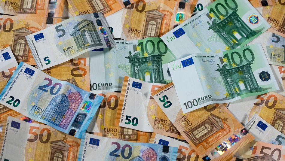 Die Deutschen verfügen über soviel Geldvermögen wie nie zuvor