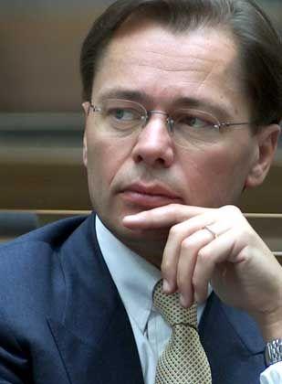 Ex-Bertelsmann-Chef Thomas Middelhoff: Hatte Interesse, scheiterte aber am Veto des Telekom-Aufsichtsrats