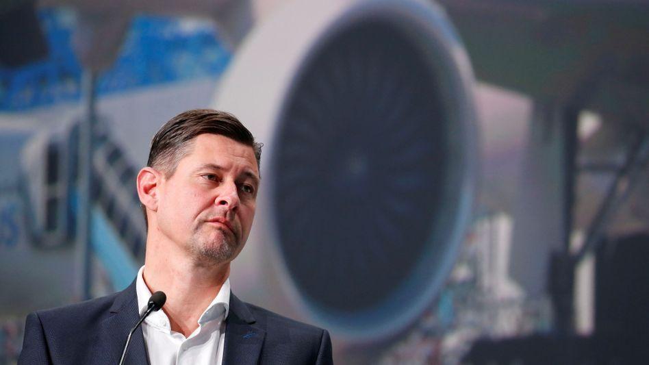 Harald Wilhelm: Bodo Uebbers Nachfolger als Finanzvorstand bei Daimler kommt von Airbus
