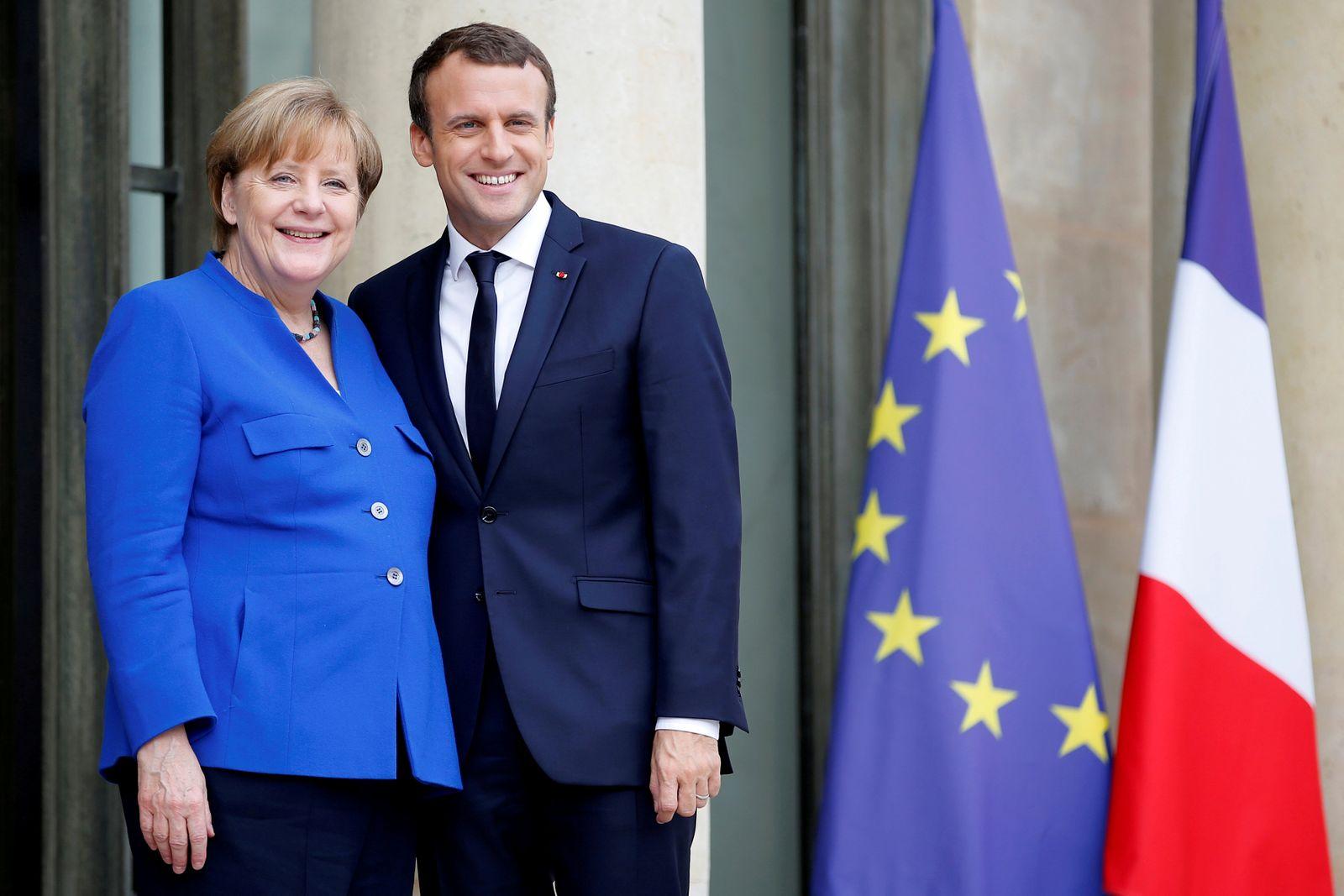 Macron / Merkel