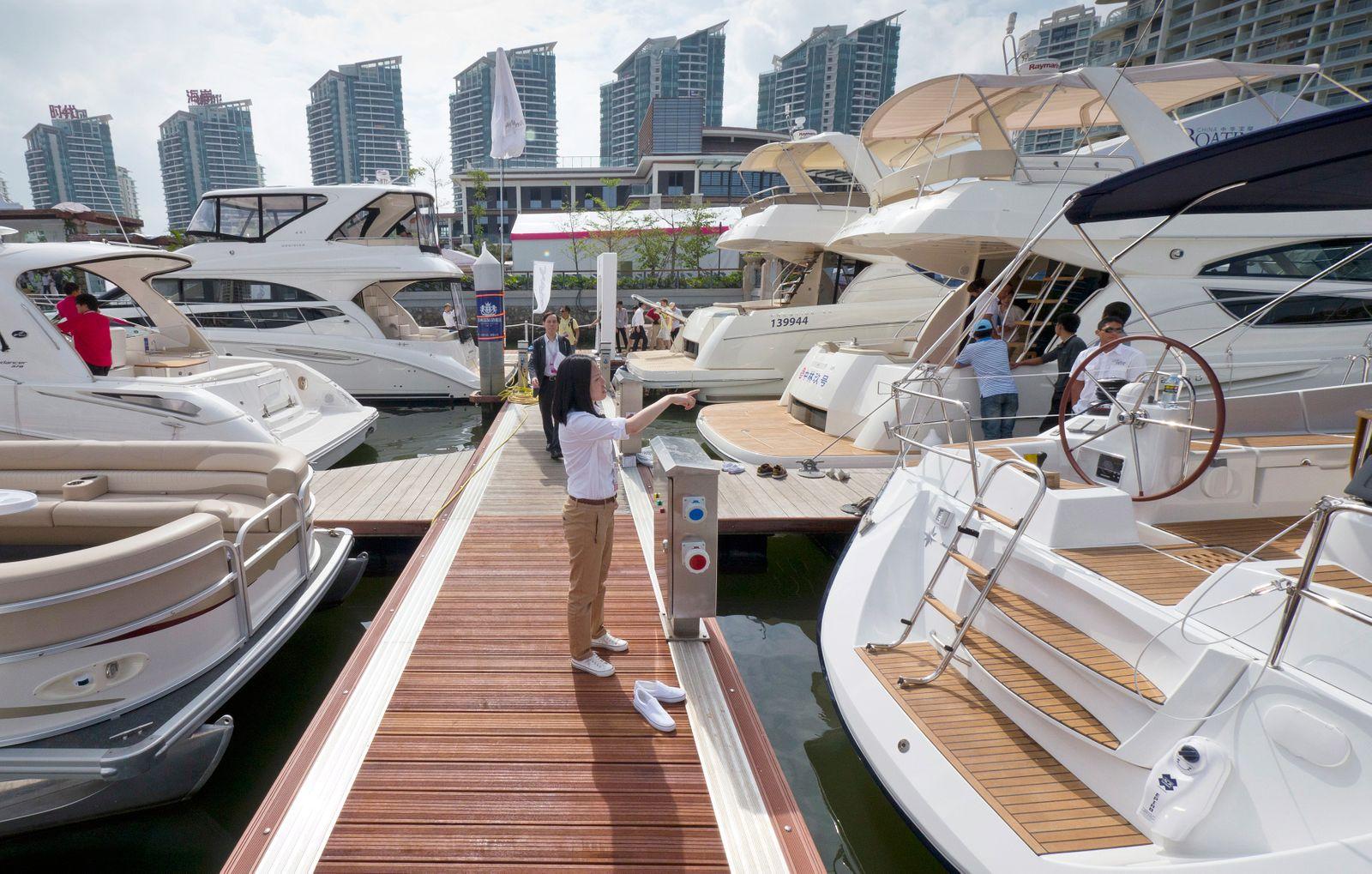 China luxury show