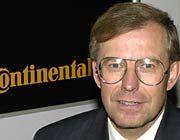 Vorsichtig optimistisch: Unternehmenschef Manfred Wennemer