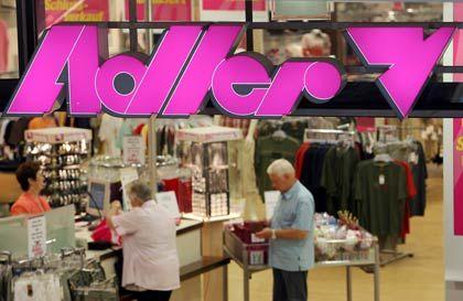 Adler-Filiale: Rote Zahlen für 2008 nicht ausgeschlossen
