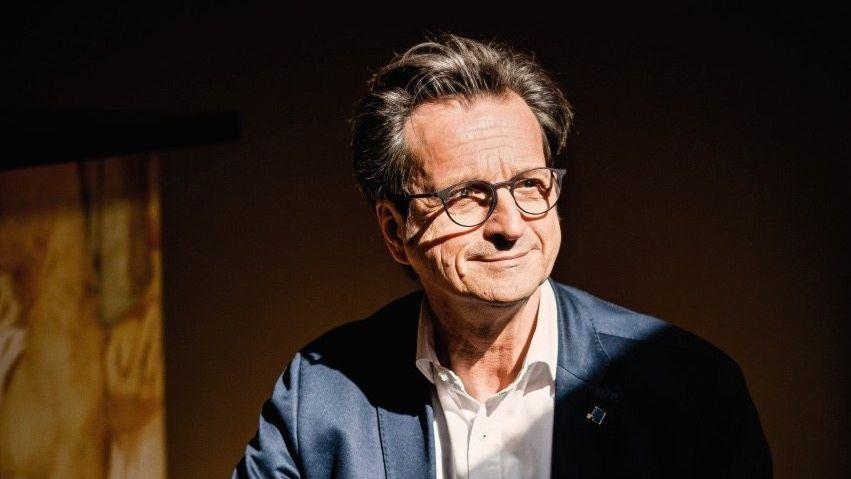 Röntgenmeister: Stephan Grünewald befragt mit seinem Institut regelmäßig und umfassend die Deutschen. Zuletzt beriet er Armin Laschet.