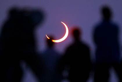 Schattenspiel: Das Naturschauspiel Sonnenfinsternis verfolgen jedes Mal MIllionen von Menschen