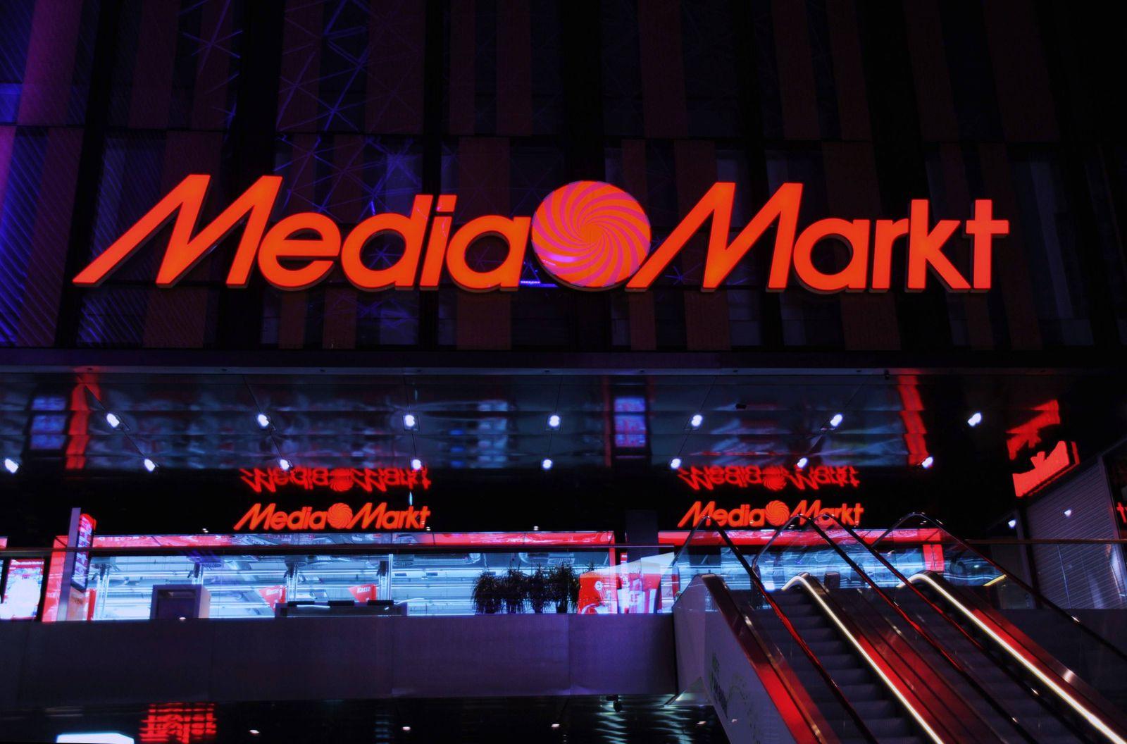 Die Media Saturn Holding GmbH MSH ist eine deutsche Elektronik Fachmarktkette Sie fasst die zuvor