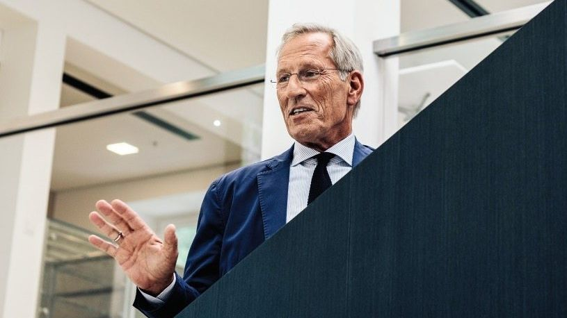 Königsmacher:Michael Diekmann, Aufsichtsratschef der Allianz, bereitet seine Kunden auf den CEO-Job vor
