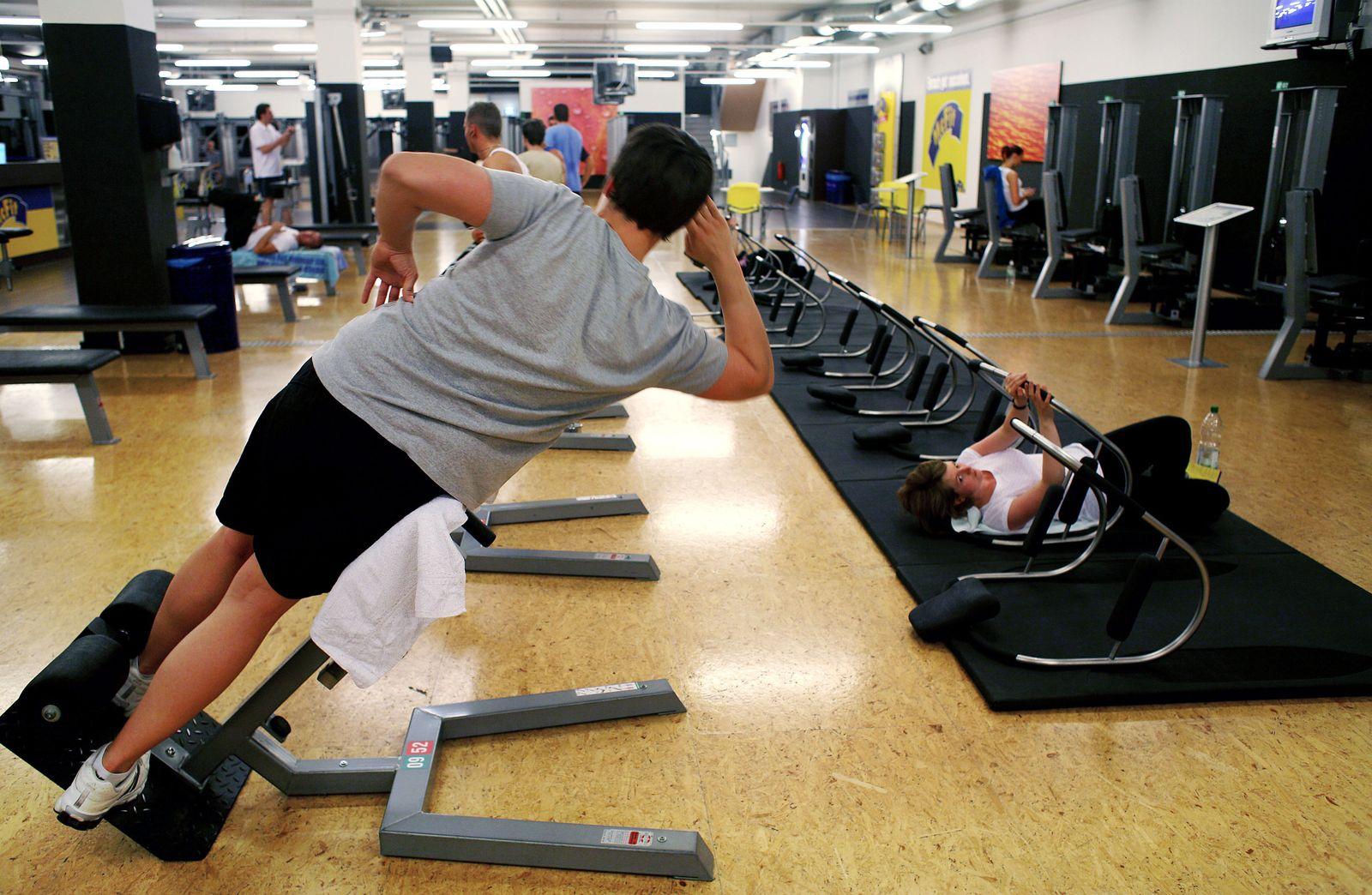 Erstmals mehr als sieben Millionen Fitnessstudio-Mitglieder