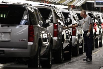 Überlebenskampf: GM will sich offenbar von Werken und Tausenden Mitarbeitern trennen