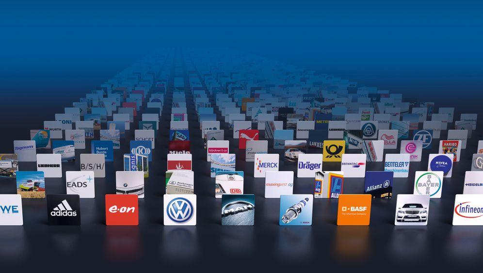 Deutsche Weltmarktführer: Die Regionen der Spezialisten