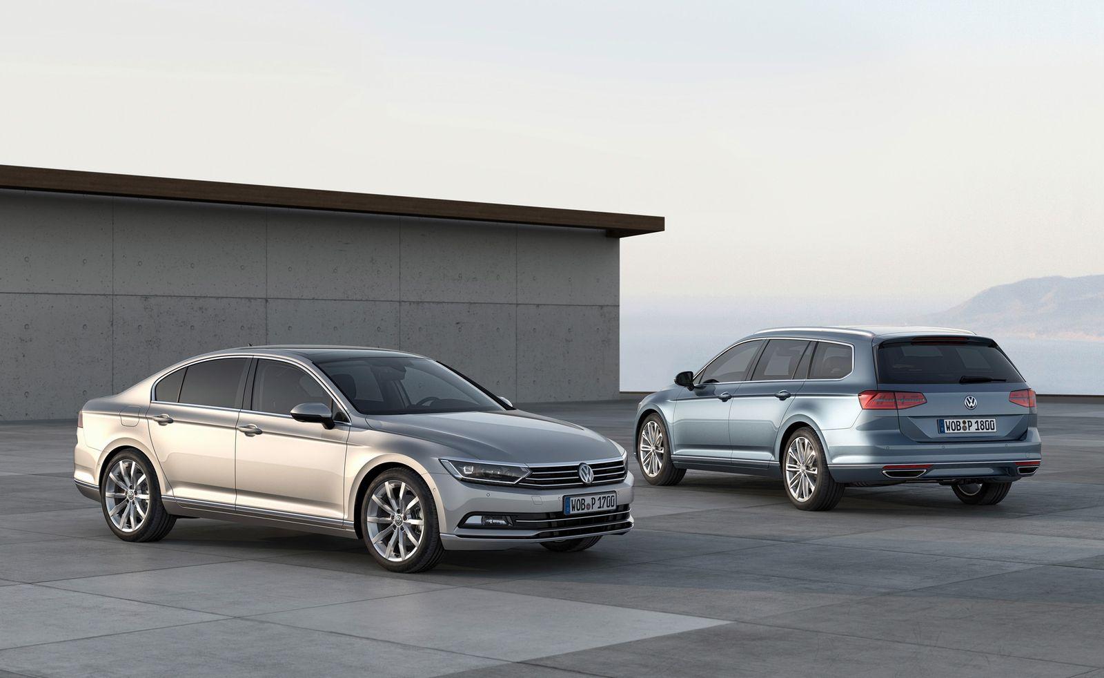 2014 / VW Passat / VW Passat Variant (Kopie)