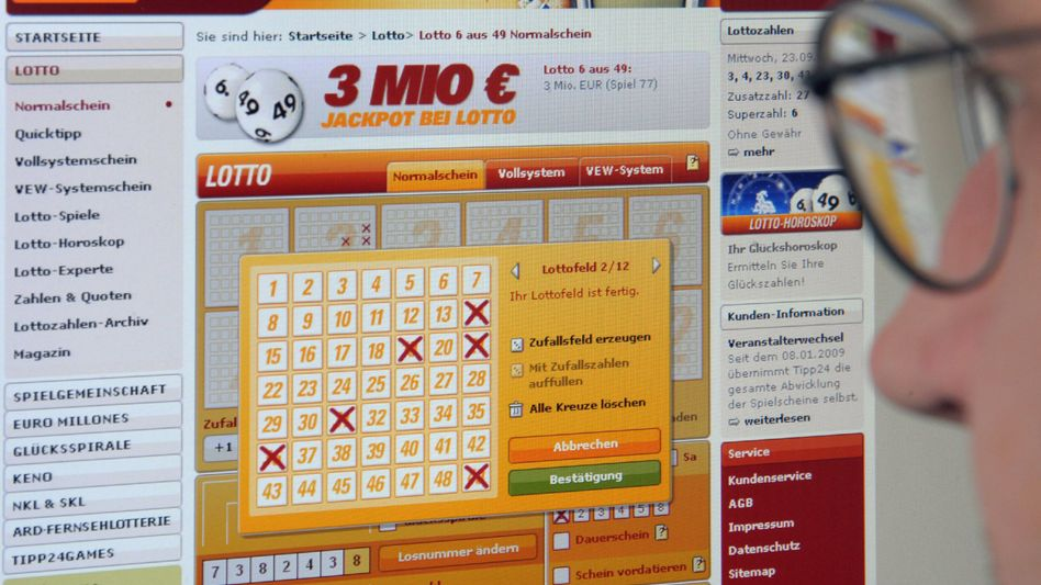 Keine zusammenhängenden Regelungen: Das Verwaltungsgericht Halle stellte fest, dass die Beschränkungen für private Lottovermittler unverhältnismäßig sind