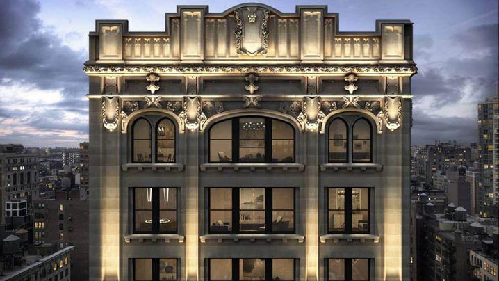 Neues Appartment in New York: So wohnt Jeff Bezos in Manhattan