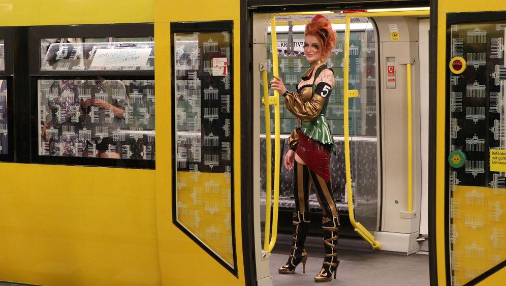 Berlin Fashion Week: Die schrillsten Entwürfe
