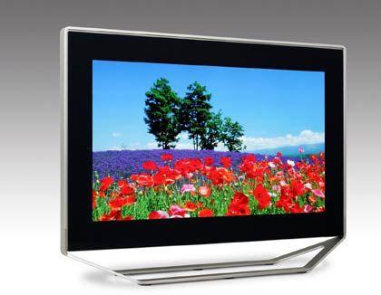 Scharfe Bilder: Die SED-Technolgie verbindet die flache Bauweise eines LCD-TVs mit der Brillanz herkömmlicher Röhrenfernseher