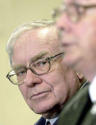"""Warren Buffett: Bekannt als das """"Orakel von Omaha"""""""