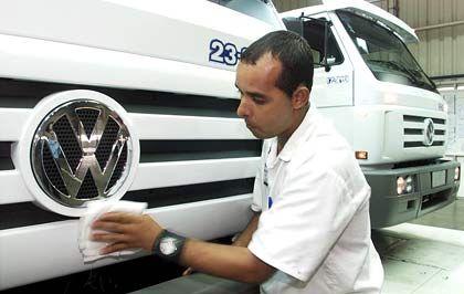 Abschied von VW: Die Lkw- Produktion in Brasilien geht wohl an MAN/Scania