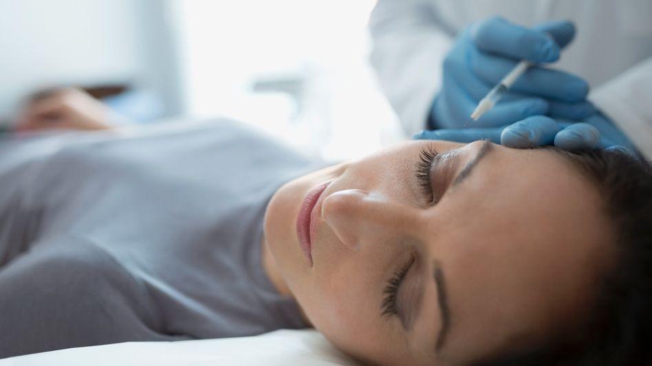 Botox Injektion: Ein Milliardenmarkt - den Abbvie durch die Übernahme von Allergan beherrschen will