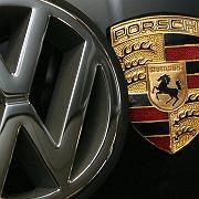 Talfahrt: Sowohl die Porsche- als auch die VW-Aktie gaben am Montag deutlich nach