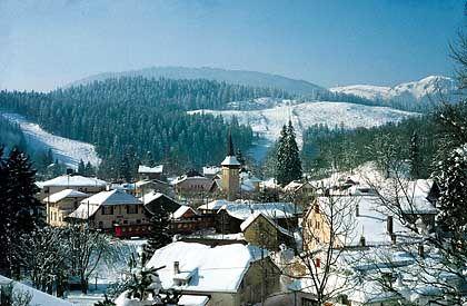 Traum für Wintersportler: Das Waadtländer Jura lockt mit idealen Bedingungen