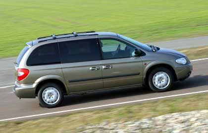 Seltenes Erfolgsmodell: Chrysler Voyager