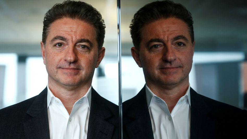 Spielverderber: T-Systems-Boss Adel Al-Saleh