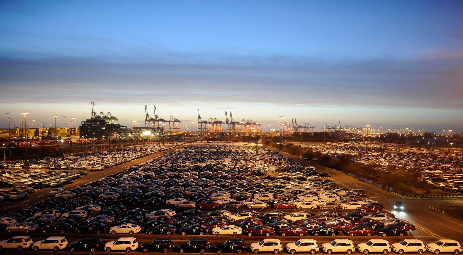 Deutschland / Konjunktur / Auto-Export / Export / Aufschwung / Exporte