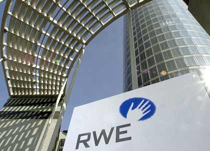 RWE-Zentrale: Expansion in Russland