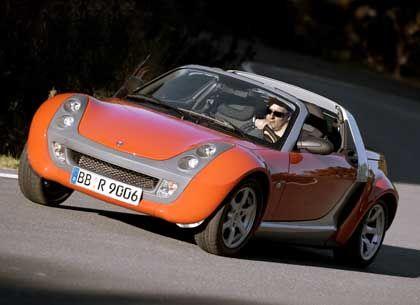 Der Smart Roadster wird eingestellt: Hiobsbotschaften von DaimlerChrysler bewegen die Börse