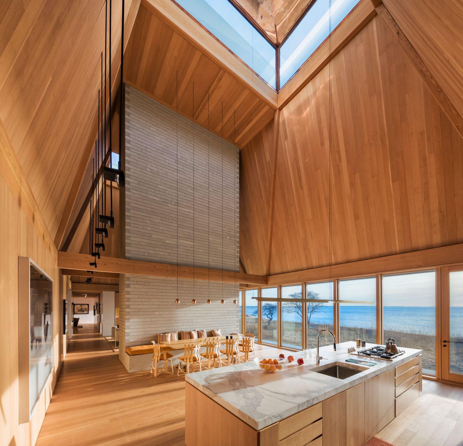 Bayhouse, Location: Bellport, New York, Architect: Rick Joy