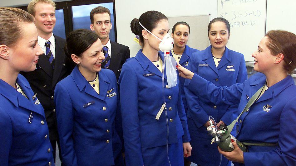 Dicke Luft: An Bord von Flugzeugen kann atmen gefährlich sein, warnt die Vereinigung Cockpit