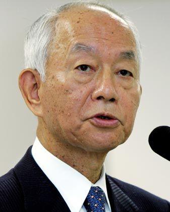 Bald ohne Job: Japans Post-Chef Nishikawa